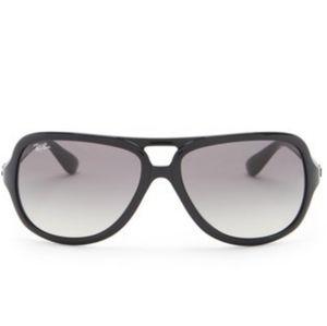 NWT Ray-Ban59mm Pilot Aviator Sunglasses